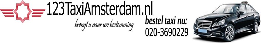 Taxi Amsterdam header image